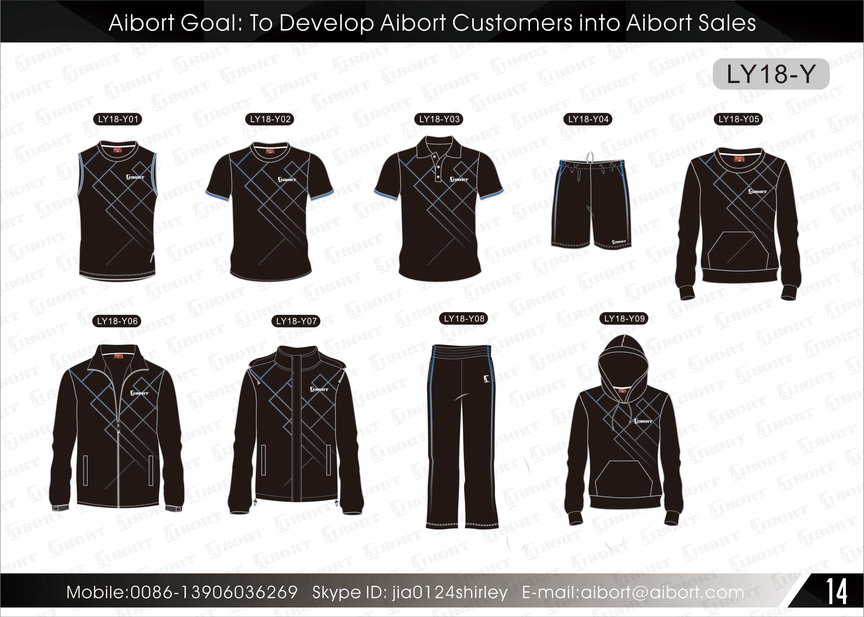 custom sublimation apparel